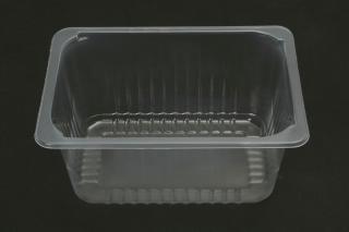 Лоток под запайку 210×148×96 мм прозрачный