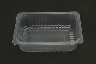 Лоток под запайку 210×148×55 мм прозрачный