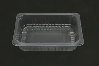 Лоток под запайку 210×148×47 мм прозрачный