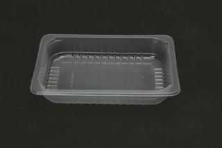 Лоток под запайку 210×148×35 мм прозрачный