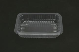Лоток под запайку 187×137×37 мм прозрачный