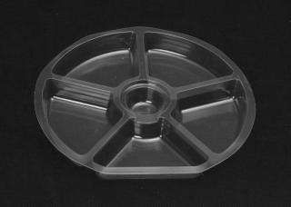 Лоток под запайку 208×22 мм круглый