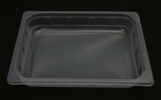 Лоток под запайку 325×265×50 мм прозрачный