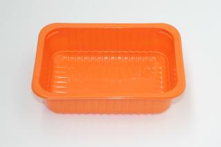 Лоток под запайку 187×137×50 мм оранжевый