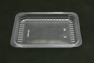 Лоток под запайку 227×178×20 мм скин прозрачный
