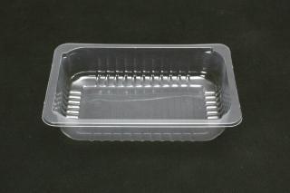 Лоток под запайку 210×148×40 мм скин прозрачный