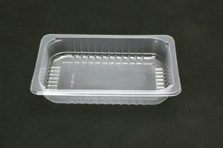 Лоток под запайку 210×148×25 мм скин прозрачный
