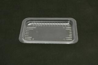 Лоток под запайку 187×137×18 мм скин прозрачный