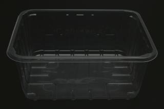 Лоток под запайку 186×144×80 мм ультра прозрачный