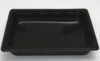 Лоток под запайку 325×265×50 мм черный
