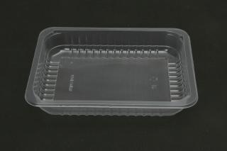 Лоток под запайку 227×178×35 мм прозрачный