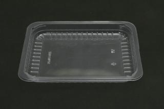 Лоток под запайку 227×178×25 мм прозрачный